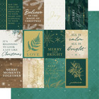 Kaisercraft - Emerald Eve Double-Sided Cardstock 12