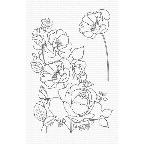 My Favorite Things -  Rose Garden, Leimasetti