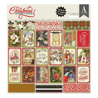 Authentique - Christmas Greetings 12