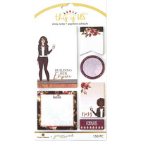 Paper House - This Is Us Sticky Note Set, Girl Boss