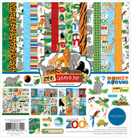 Carta Bella - Zoo Adventure, Collection Kit 12