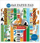 Carta Bella - Zoo Adventure, Double-Sided Paper Pad 6