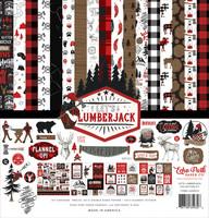 Echo Park - Let's Lumberjack Collection Kit 12