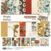 Simple Stories - Simple Vintage Ancestry, Collection Kit 12