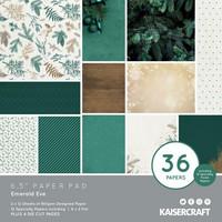 Kaisercraft - Emerald Eve, Paperikko, 6.5