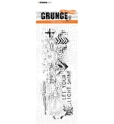 Studio Light - Grunge Collection, nr.494, Leima