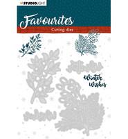 Studio Light - Winter's Favourites, nr.336, Stanssisetti