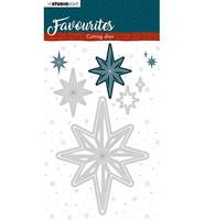 Studio Light - Winter's Favourites, nr.338, Stanssisetti