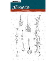 Studio Light - Winter's Favourites, nr.507, Leimasetti