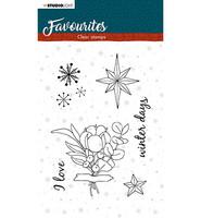 Studio Light - Winter's Favourites, nr.505, Leimasetti