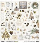 Studio Light - Ultimate Scrap Collection, Scrap nr.105, 12