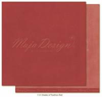 Maja Design - Monochromes, Shades of Tradition, Red