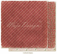 Maja Design - Traditional Christmas, By the Fireplace