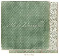Maja Design - Traditional Christmas, Peace and Joy