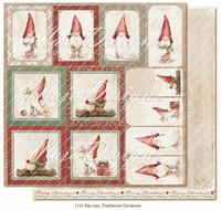 Maja Design - Traditional Christmas, Die cuts