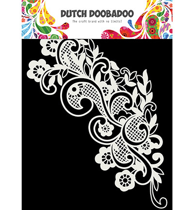 Dutch Doobadoo - Mask Kant, A5, Maski