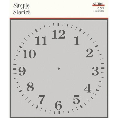 Simple Stories - Simple Vintage Ancestry, Sapluuna 6