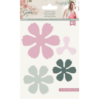 Crafter`s Companion - Sara Signature Collection Rose Garden, Stanssisetti, Traditional Rose