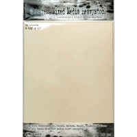 Tim Holtz- Distress Mixed Media Heavystock, Kerma, 8,5