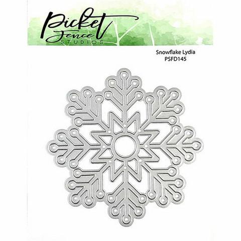 Picket Fence Studios - Snowflake Lydia, Stanssi