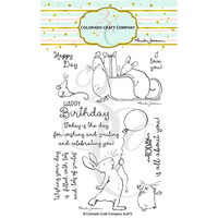 Colorado Craft Company - Birthday Wishing By Anita Jeram , Leimasetti