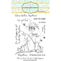 Colorado Craft Company - Better Together By Anita Jeram, Leimasetti