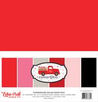 Echo Park - Cupid Company, Solids Kit 12