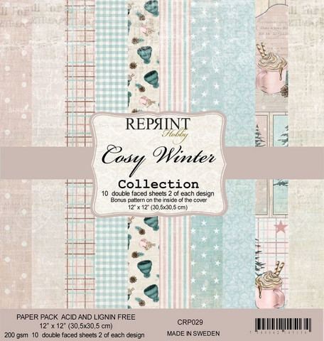 Reprint - Cozy Winter, 12