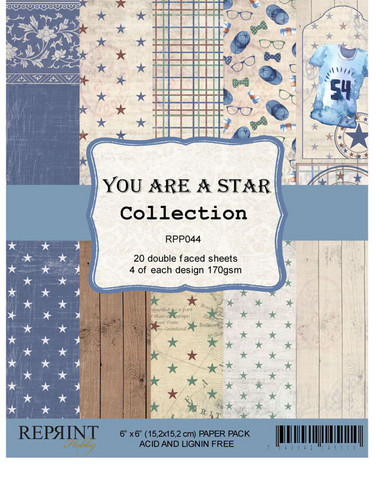 Reprint - You are a Star 6