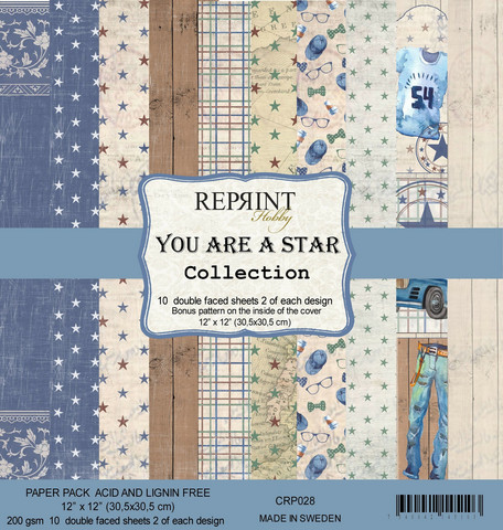 Reprint - You are a Star, 12