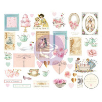Prima Marketing - With Love By Frank Garcia, Chipboard Stickers, 45 osaa