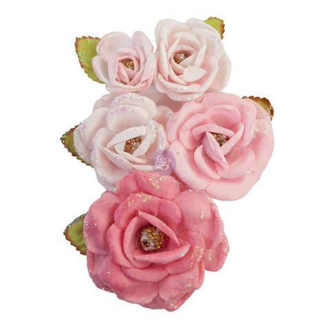 Prima Marketing - With By Love Frank Garcia, Mulberry Flowers, True Friends