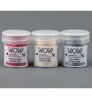 WOW! - Kohojauhesetti, Trio Merry & Bright, 3x15ml