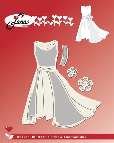 By Lene - Dress, Stanssisetti