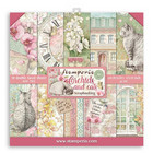 Stamperia - Orchids and Cats, Paper Pack 12