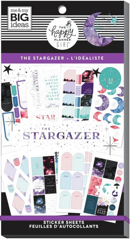 MAMBI - Happy Planner, The Stargazer, Tarrasetti, 30arkkia
