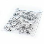 Pinkfresh Studio - Fancy Blooms, Leimasetti