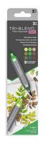 Spectrum Noir - Triblend Brush Markers, 3kpl, Woodland Walk