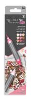 Spectrum Noir - Triblend Brush Markers, 3kpl, Natural Tones
