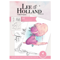 Crafter's Companion - Lee Holland, Leimasetti, With Love
