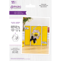 Gemini - Leima- ja stanssisetti, Twirling Bee