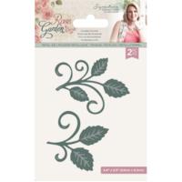 Crafter`s Companion - Sara Signature Collection Rose Garden, Stanssisetti, Filigree Foliage