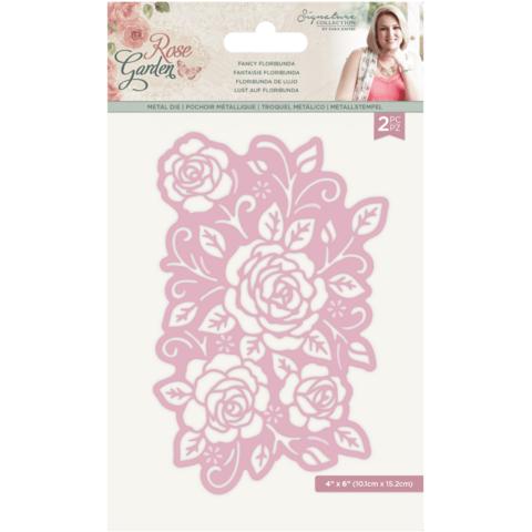Crafter`s Companion - Sara Signature Collection Rose Garden, Stanssi, Fancy Floribunda