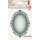 Crafter`s Companion - Sara Signature Collection Rose Garden, Stanssisetti, Regal Frames