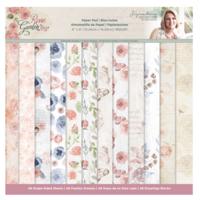 Crafter`s Companion - Sara Signature Collection Rose Garden, Paperikko 6