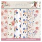 Crafter`s Companion - Sara Signature Rose Garden, Vellum, 6