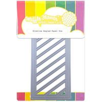 Waffle Flower - Slimline Angled Panel, Stanssi