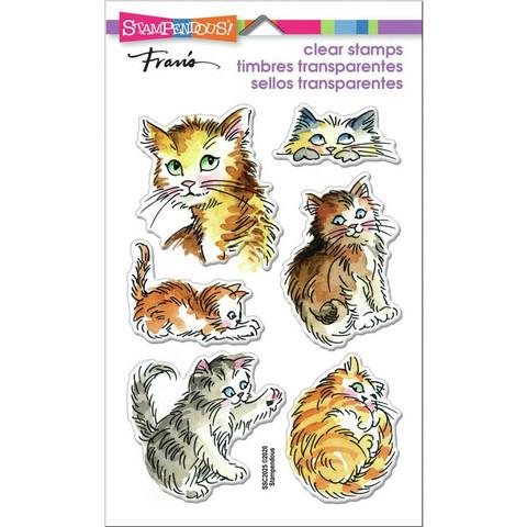 Stampendous - Kitty Mischief, Leimasetti