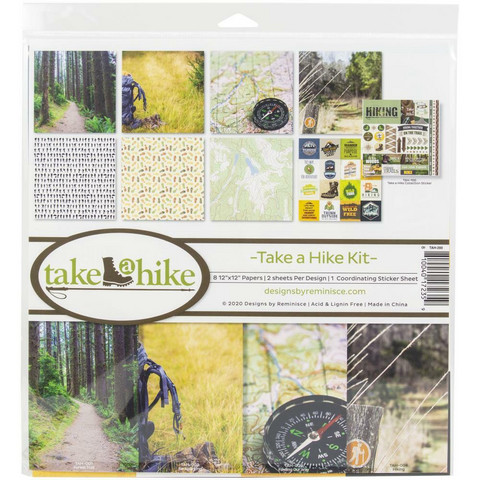 Reminisce - Take A Hike, Collection Pack 12