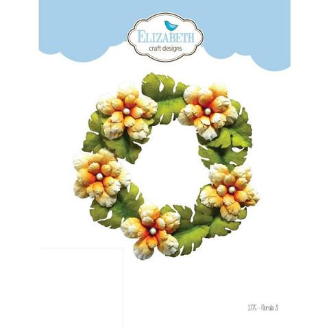 Elizabeth Craft Design - Florals 3, Stanssisetti